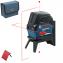 BOSCH GCL 2-15 + RM 1 Nivela laser cu linii (15 m) + Suport professional 0601066E00