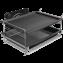 Transport Gratuit-Cuptor incorporabil Gorenje BO758A23BG, 71 L, Electric, Aqua Clean, Grill, Negru, A+