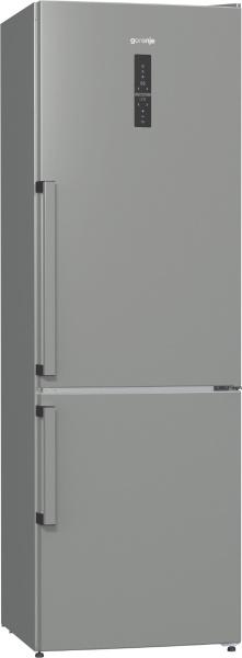 Transport gratuit-Combina frigorifica Gorenje NRK6193TX, Inox, A