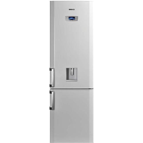 Combina frigorifica Beko DBK386WDR