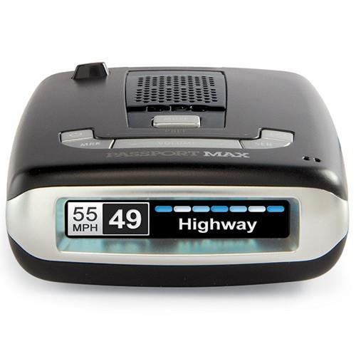Transport gratuit - Detector de radar cu GPS Beltronics Escort PASSPORT Max + bonus flash drive 16Gb
