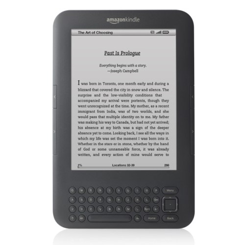 Ebook Reader Kindle GRAPHITE WIFI +3G