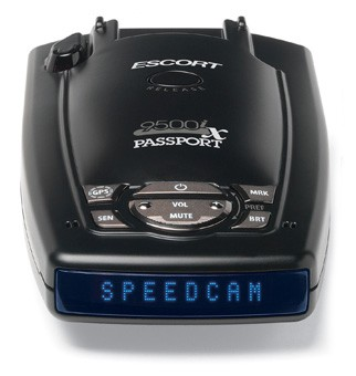 Transport gratuit - Detector de radar cu GPS Beltronics Escort Passport 9500ix INTL + bonus flash drive 16Gb