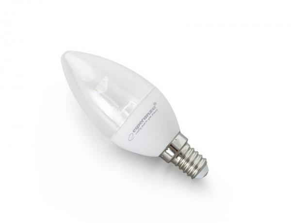 ESPERANZA BEC LED C37 E14 5W ELL121