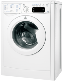 Masina de spalat rufe Indesit IWSE 51051 C ECO, 5 kg, 1000 RPM