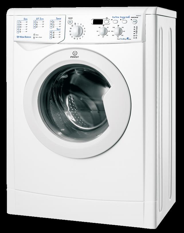 Masina de spalat rufe Indesit IWSD 61051 C ECO, 6kg
