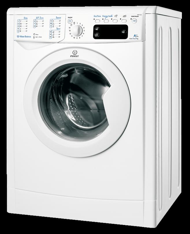 Masina de spalat rufe Indesit IWE 71252 C ECO, 7kg