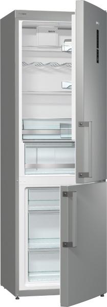 TRANSPORT GRATUIT-Combina frigorifica Gorenje RK6192LX, A++, 326 l