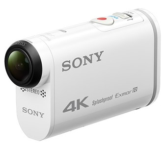 Camera Sony FDR-X1000VR, 4K, Telecomanda