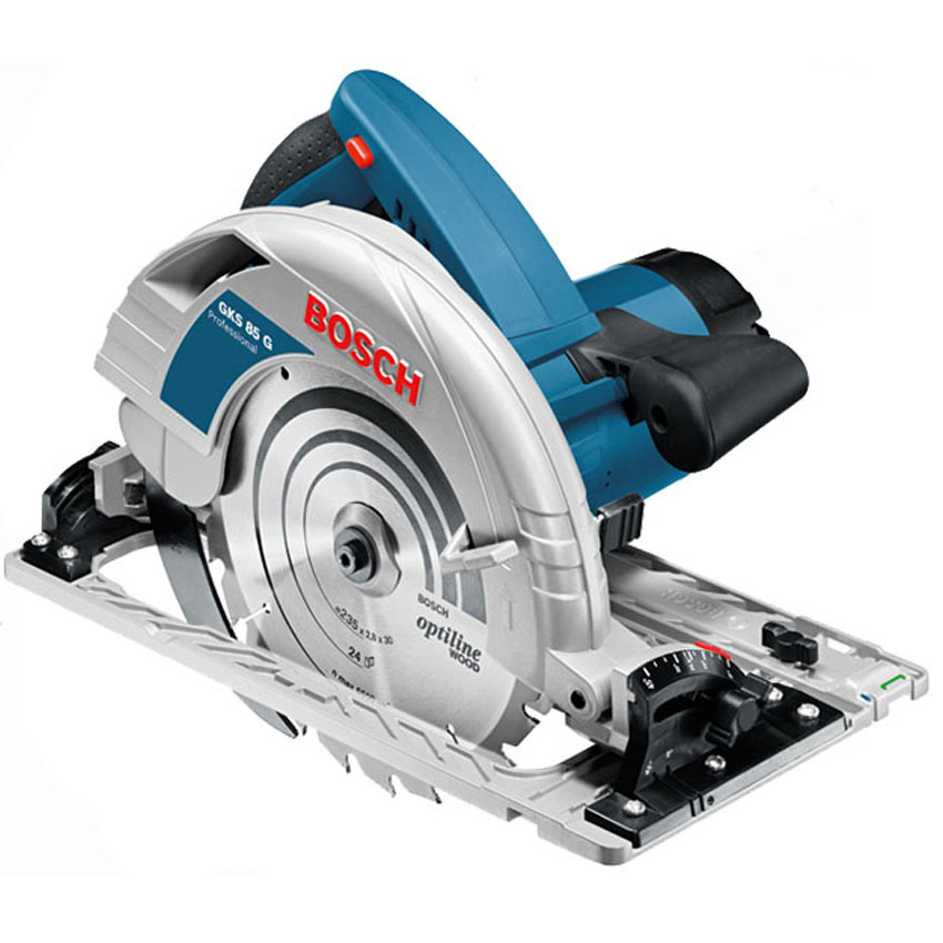 BOSCH GKS 85 G Professional ferastrau circular 2200 W 060157A900