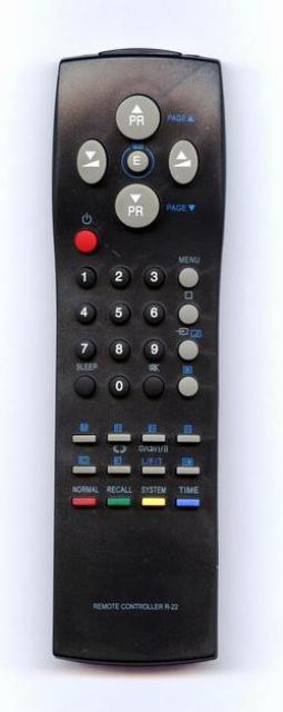 Telecomanda pentru Daewoo RCO R22