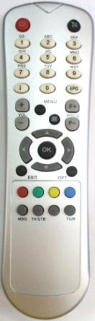 Telecomanda pentru Digi TV Hyundai