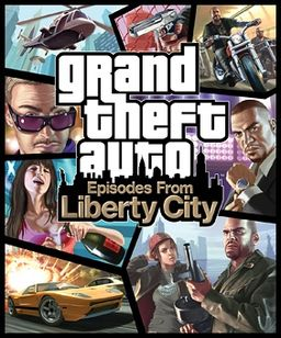 Joc PlayStation 3, Grand Theft Auto Episodes from Liberty City, TK2-PS3-GTAEFLC