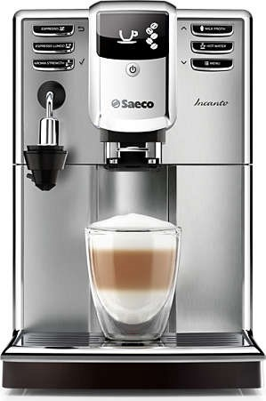 Espressor de cafea automat Philips Saeco Incanto HD8914/09 cu rasnita integrata
