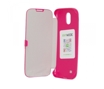 Husa Samsung Anymode Folio Case Roz Brcc002Kpk Pentru Samsung Galaxy S4
