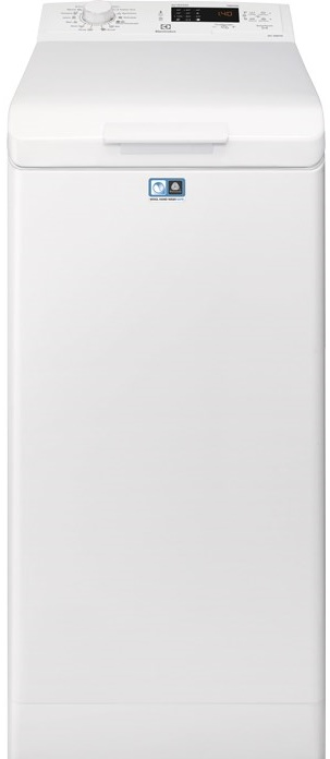 TRANSPORT GRATUIT - Masina de spalat rufe cu incarcare verticala Electrolux EWT1064ILW, 6kg, 1000RPM, A+++, alb