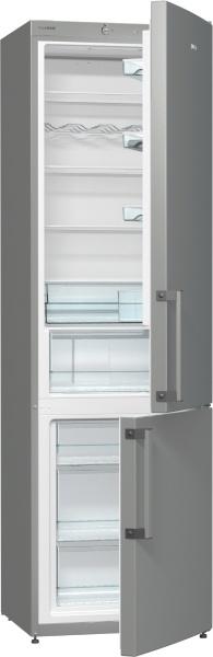 Transport gratuit-Combina frigorifica Gorenje RK6202EX, A++, Inox