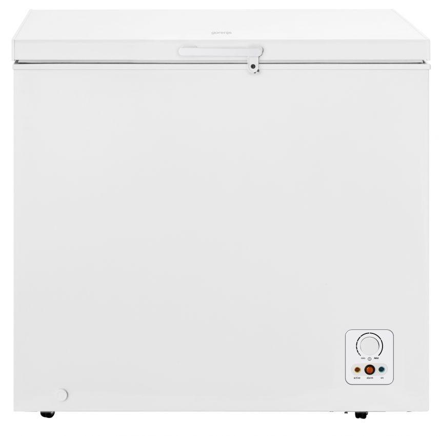 Transport Gratuit-Lada frigorifica Gorenje FH211AW, 194 L, Alb, A