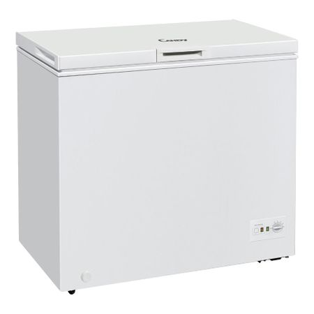 TRANSPORT GRATUIT - Lada frigorifica Candy CCHM 200, 197 L, clasa A+, Alb