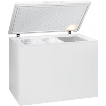 Transport gratuit-Lada frigorifica Gorenje FH331IW, Clasa A+, Alb
