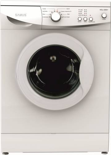 Masina de spalat rufe Samus WSL-508A+, Alb