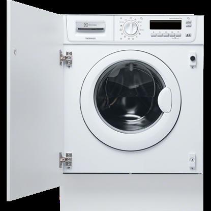Masina de spalat rufe incorporabila Electrolux EWG147540W, 7 kg, 1400 rpm, Clasa A