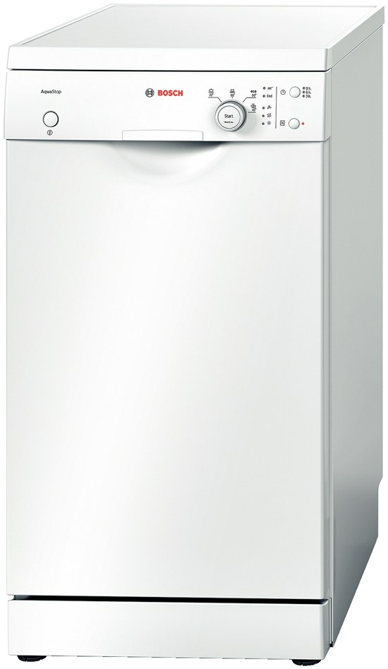LICHIDARE STOC - Masina de spalat vase BOSCH SPS40E22EU, 9 seturi, 45 cm, clasa A+, alb