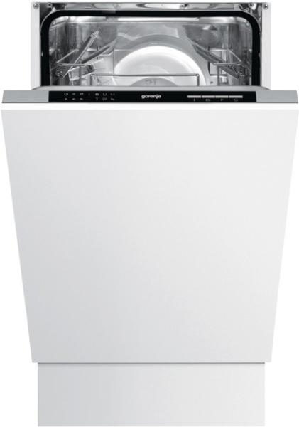 Masina de spalat vase Gorenje, GV51214, 6 programe