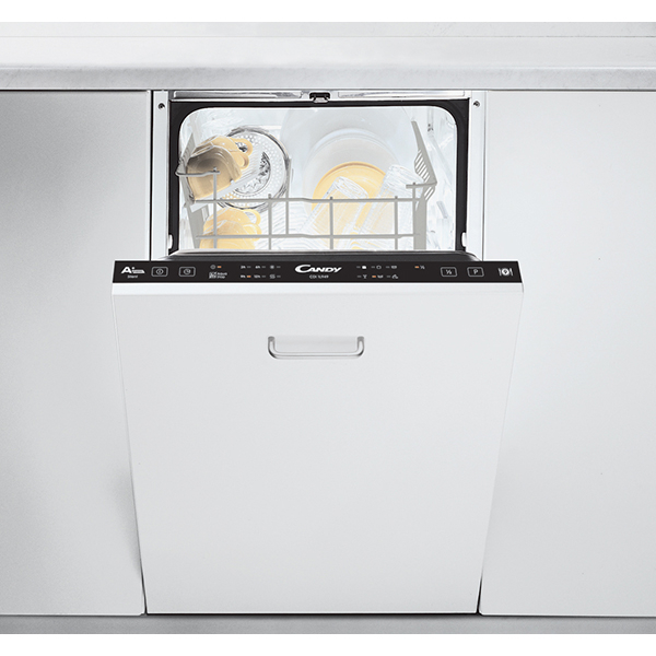 TRANSPORT GRATUIT - Masina de spalat vase incorporabila CANDY CDI1L949, 9 seturi, 5 programe, A