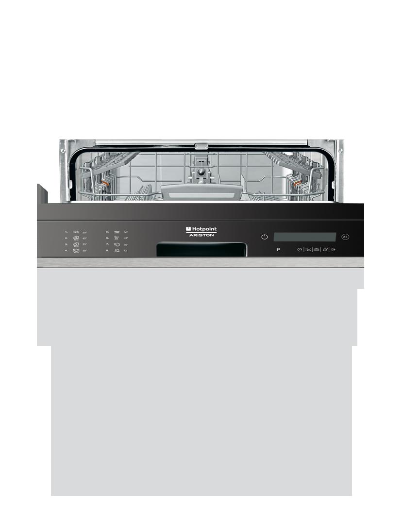 Masina de spalat vase incorporabila Hotpoint Ariston LLD 8M121 X EU