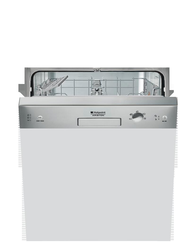 Masina de spalat vase incorporabila Hotpoint Ariston LSB 5B019 X EU