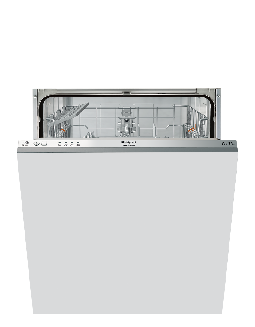 Masina de spalat vase incorporabila Hotpoint Ariston LTB 4B019 EU