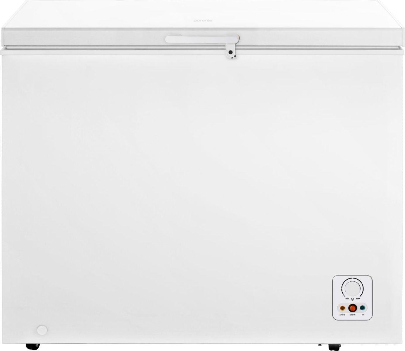 Transport gratuit-Lada frigorifica Gorenje FH251AW, 245 L, Alb, A