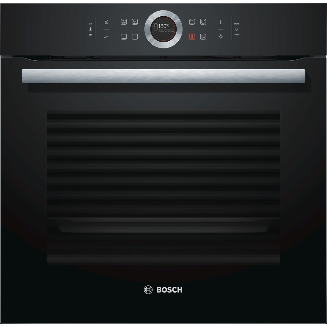Cuptor electric Bosch HBG633NB1, Multifunctional