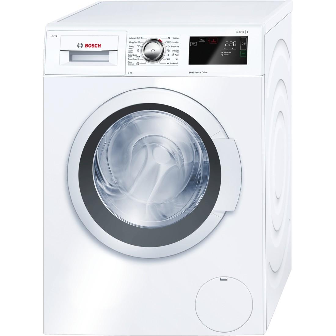 Masina de spalat rufe automata BOSCH WAT28660BY, A