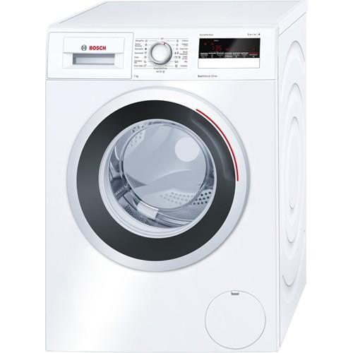 Masina de spalat rufe automata Bosch WAN24261BY, clasa A+++, alb