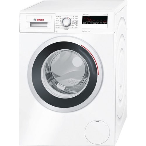 Masina de spalat rufe automata Bosch WAN28261BY, clasa A+++, alb