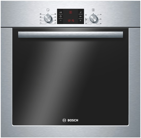 Cuptor incorporabil Bosch HBA43T350, Electric, Clasa A, Inox
