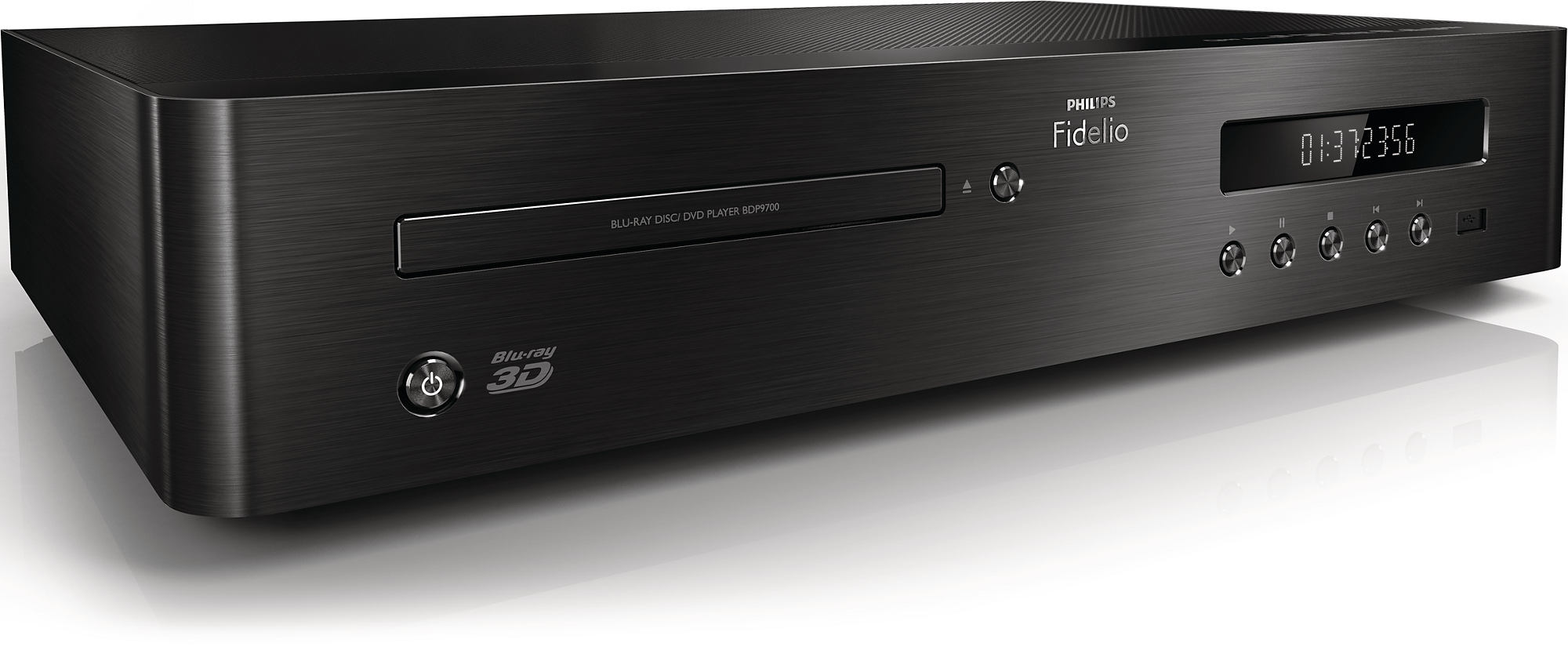 Player Blu-ray Philips BDP9700/12, Qdeo, Convertoare DAC TI Burr-Brown, Redare 3D