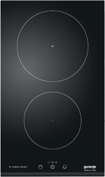 Transport gratuit- Plita domino cu inductie Gorenje IT332CSC, negru