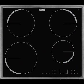 Plita incorporabila Zanussi ZEI6640XBA, inductie, negru