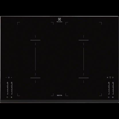 Plita incorporabila Electrolux EHL7640FOK, inductie, 4 zone, negru