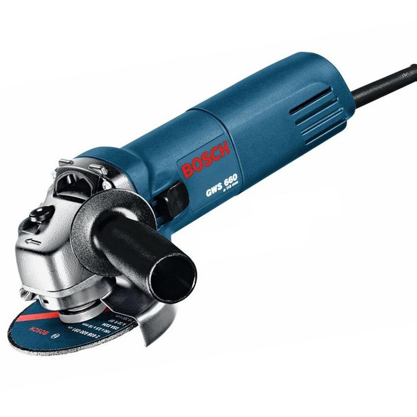 BOSCH GWS 660 Professional Polizor unghiular 670 W diametru disc 115mm 060137508H