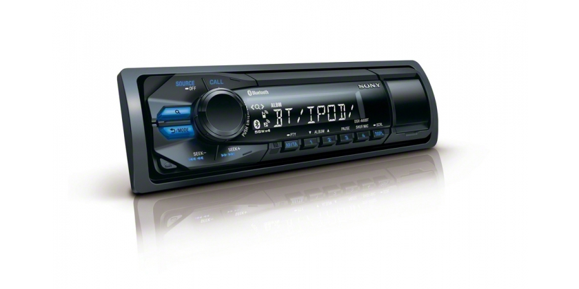 Radio cu USB auto Sony DSX-A60BT, Bluetooth