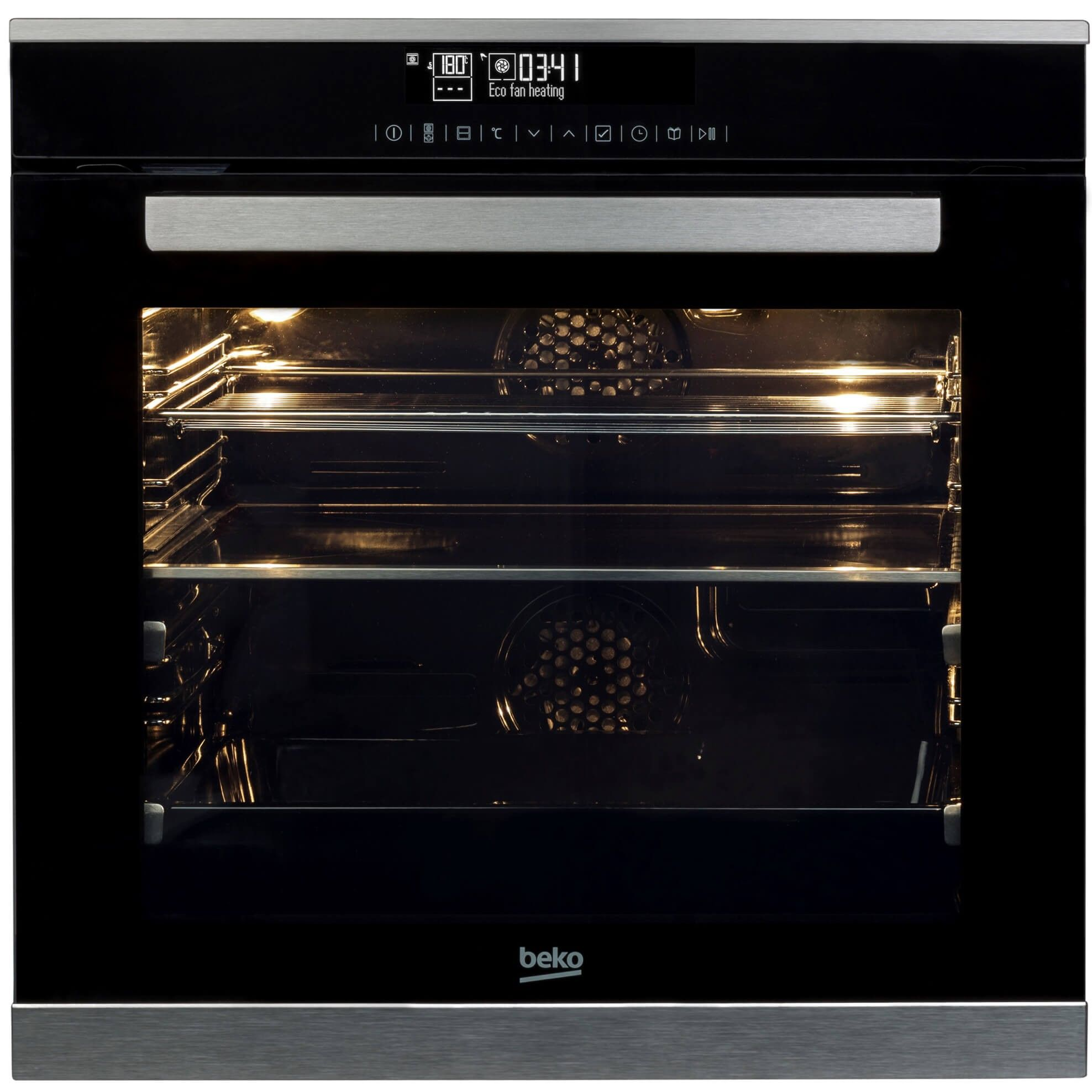 Cuptor electric Beko BVRS35500XMS, Grill, 80l