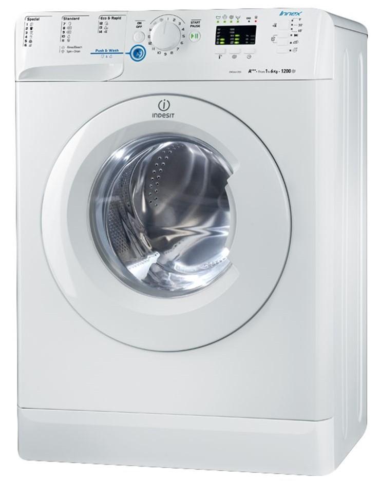 Masina de spalat rufe Indesit XWSA 61253 W, 6kg