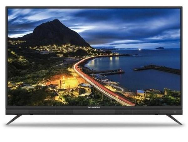 Televizor Schneider 55SU702K/712K, LED, Smart tv, Ultra HD, 4K, 138cm