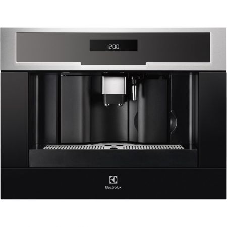 Espressor de cafea incorporabil automat Electrolux EBC54524OX, 1,8 L, inox antiamprenta