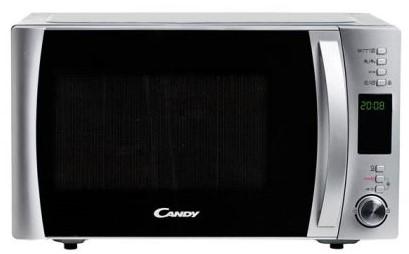 Cuptor cu microunde Candy CMXG 25DCS, 25L, 900W, Grill, Argintiu