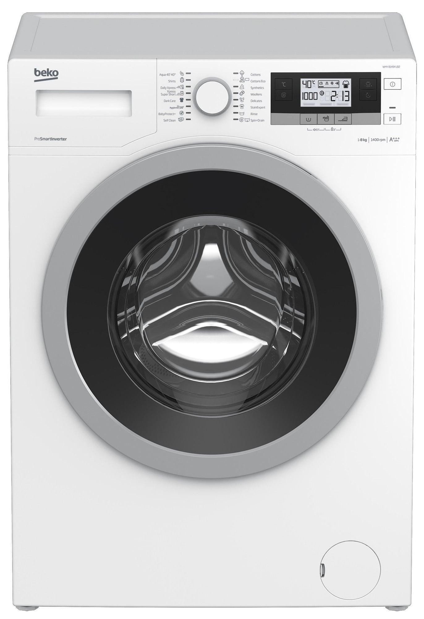 Masina de spalat rufe Beko WTV9734XS0, 9kg